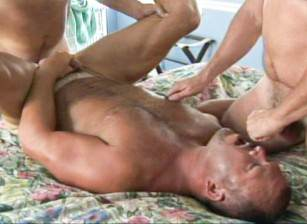 Wrestling Hunks #03, Scene #06