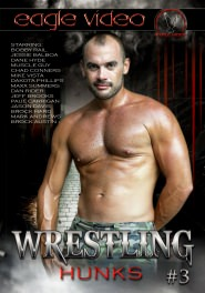 Wrestling Hunks #03 DVD Cover