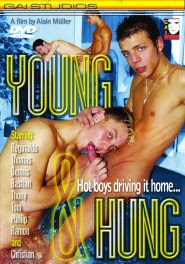 Young And Hung DVD Cover