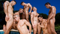 The Guys Next Door, Part 1 : Rod Daily, Landon Conrad, Paul Wagner, Marcus Mojo, Cody Cummings, Johnny Torque, Anthony Romero