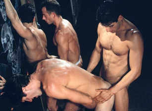 Eight Man Dungeon Orgy 