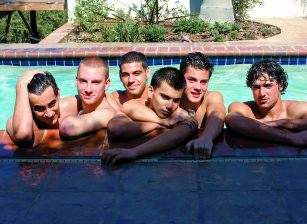 Sebastian Keys, Jeremy Fox, Stefano Ricci, Larkin, Jake Lyons, Dex Carter