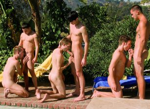 Jacob Wright, Jake Steel, Damon Audigier, J J, Junior, Chasen