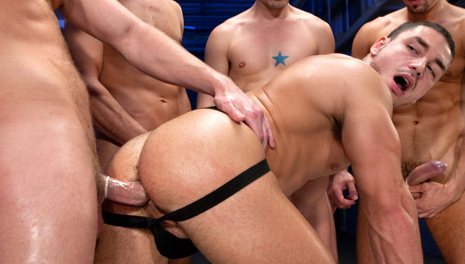 Pack Attack 6: Marc Dylan, Scene #04