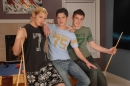 Ryan Lynch, Dylan Andrews, Kristian James picture 1