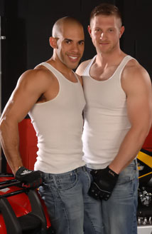 Austin Wilde & Paul Wagner Picture