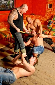 Cum Fucking Skinheads #01 Picture