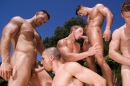 Paul Wagner , Landon Conrad , Marcus Mojo , Cody Cummings , Rod Daily , Johnny Torque & Anthony Rome picture 17