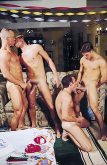 Clint Cooper, Bryce London, Cameron Fox, Kevin Miles, Jacob Wood, Leo Bramm Picture