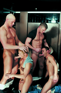 Trent Atkins, Ken Houser, Tommy Brandt, Danny Vox, Maxx Diesel Picture