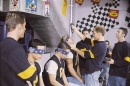 Nine Man Hazing Orgy - Oral picture 1