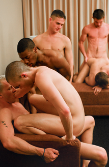Kevin Martin, Ethan Storm, Conner O'Reily, Ashton Cooper, Dante Fox, MJ Taylor Picture