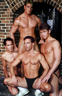 Victor Rieves, Jackson Phillips, Ken Adams, Kyle Davis Picture