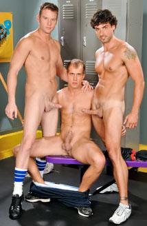 Brandon Lewis, Jeremy Bilding & Steven Daigle Picture