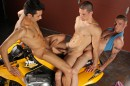 Anthony Romero, Steven Shields & Sergio Long picture 3