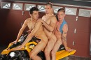 Anthony Romero, Steven Shields & Sergio Long picture 6