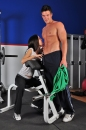 Trystan Bull & Amy Lee in &#65533;Sexy Flex&#65533; picture 6