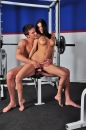 Trystan Bull & Amy Lee in �Sexy Flex� picture 13