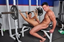 Trystan Bull & Amy Lee in &#65533;Sexy Flex&#65533; picture 15