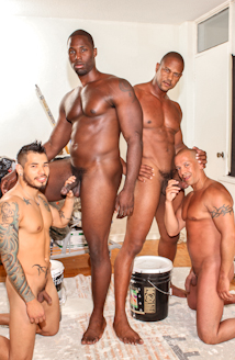 Nubius, Aron Ridge, Draven Torres & Luc Bonay Picture