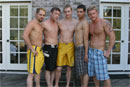 Mason Trevor, Marcus, Billy & Chad picture 4