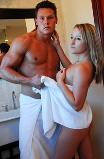 Zack Cook & Jessie Picture