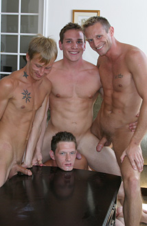 Cole Parker, Skyler, Taylor Aims & Dylan McLovin Picture