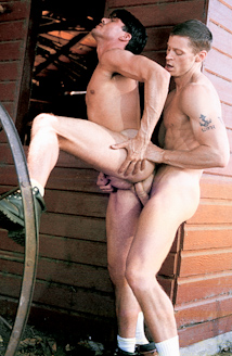Josh Weston And Johnny Brosnan Fuck Picture