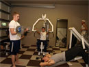Hot Gym Orgy picture 14