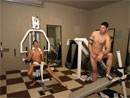 Hot Gym Orgy picture 22