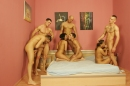 Forbidden Bisexual Orgy picture 5