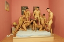 Forbidden Bisexual Orgy picture 2