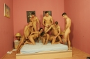 Forbidden Bisexual Orgy picture 14