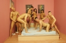 Forbidden Bisexual Orgy picture 23