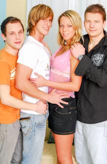 Bisex Creampie Orgy Picture