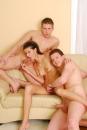 Bisex Creampie Orgy picture 28