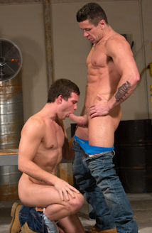 Hayden Richards and Trenton Ducati Picture