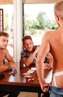 Hard Poker Picture